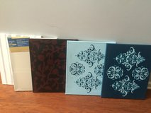 Canvas paintings in Beaufort, South Carolina