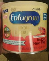 Enfagrow Toddler Formula in Alamogordo, New Mexico