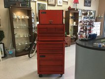 Snap on toolbox in Conroe, Texas
