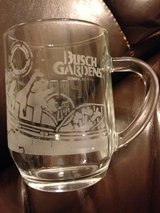 Busch Gardens Glass mug in Naperville, Illinois