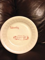 Traverso's Restaurant Plate Mayer 1989 in Naperville, Illinois