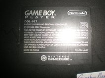 Gamecube Gameboy Player in Camp Lejeune, North Carolina