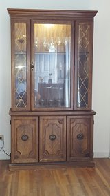 China hutch in Fort Campbell, Kentucky