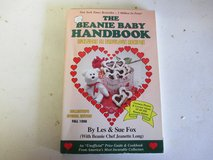 Beanie Baby Handbook with 52 recipes - Collectors Special Edition 1998 in Joliet, Illinois