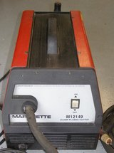 120 Volt 25 AMP Plasma Cutter, Marquette Model 12149 in Dickson, Tennessee