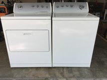 Whirlpool Washer and Dryer Set, Commercial Quality in Hinesville, Georgia