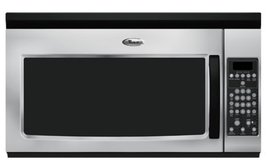 Whirlpool over range microwave in Baytown, Texas