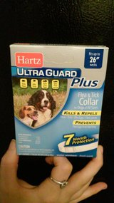 Hartz Ultra Guard Plus Collar in Lawton, Oklahoma