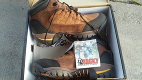 Rocky waterproof boots, never worn 12W in Mountain Home, Idaho