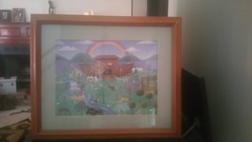 Noah Ark framed art in Clarksville, Tennessee