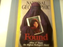 Vintage 2002 Issue National Geographic Magazine - Found After 17 Years.*** Now Arrested *** in Fort Campbell, Kentucky