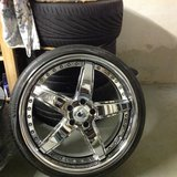 Wheel and Tire Package in Baumholder, GE