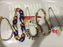 Brand new necklaces in Okinawa, Japan