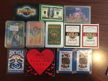 Playing Cards Assortment in Lakenheath, UK