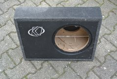 SUBWOOFER BOX - PERFECT SIZE in Ramstein, Germany