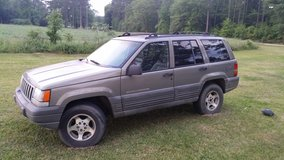 1997 jeep cherokee in Warner Robins, Georgia