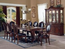 Dining Set - Versailles - monthly payments possible in Lakenheath, UK