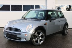2005 Mini Cooper One, great shape, new inspection in Baumholder, GE