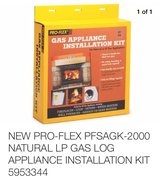 New Pro-Flex PFSAGK-2000 Natural LP gas LOG in Alamogordo, New Mexico