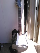 Electric guitar in Lawton, Oklahoma