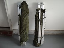 Military Style Cots in Camp Lejeune, North Carolina