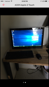 ACER All-In-One and HP Printer in Fort Campbell, Kentucky