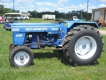 LONG 610 TRACTOR in Houston, Texas
