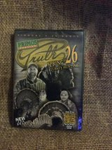 NEW Primos The Truth 26 Spring Turkey Hunting (DVD) #40261 3+HOURS 21 HUNTS in Warner Robins, Georgia