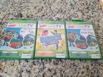 Brand new Leap TV games in Glendale Heights, Illinois