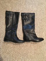 Enzo Angiolini sz 6 black boots in Fairfield, California