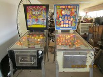 Gottlieb Pinball Machines in Alamogordo, New Mexico