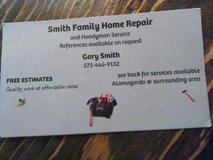 home repair and handyman services in Alamogordo, New Mexico