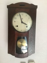 Antique 1940's Wall Clock in Okinawa, Japan