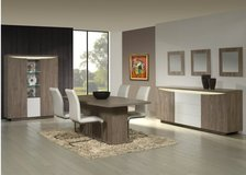 Elysees Dining Set - China + Table + 4 Chairs including delivery in Ansbach, Germany