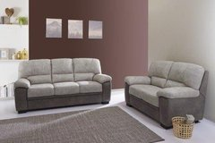 Mona living room set - Sofa + Loveseat (Chair and Footstool also available) monthly payment plans in Ansbach, Germany