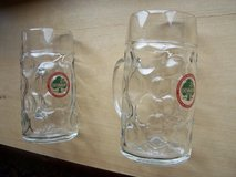 1 liter Beer Mug (new) in Mannheim, GE