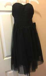 Dress - Formal, Black, Size 2, Never Used in Sugar Grove, Illinois