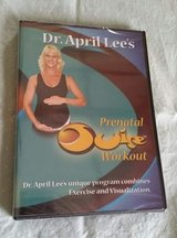 PRENATAL WORKOUT DVD SEALED in Fort Benning, Georgia