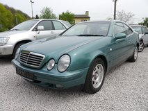 Mercedes CLK 200 automatic, great shape in Baumholder, GE