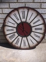 Battery Operated Hanging Wall Clock in Aurora, Illinois