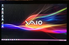 Sony Vaio 21.5 in portable touch screen all in one in Fort Campbell, Kentucky