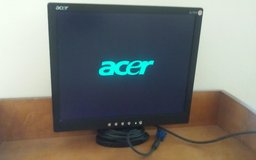 Acer Monitor in Houston, Texas