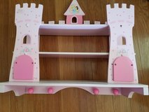 MARKED DOWN: Cute Disney Princess Castle Shelf in Glendale Heights, Illinois
