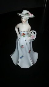 Vintage KPM German Lady Figurine in Clarksville, Tennessee
