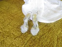 Wedding or prom shoes in Ottumwa, Iowa