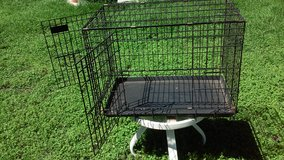 Wired Double Door Kennel in Lawton, Oklahoma