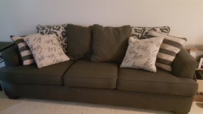 Ashley signature couch and loveseat in Clarksville, Tennessee