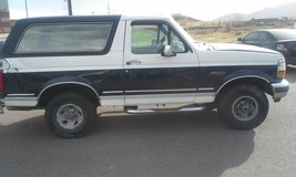 1992 Ford Bronco XLT 4x4 in Fort Carson, Colorado
