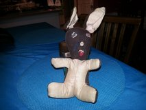 antique folk art home made stuffed rabbit in Houston, Texas