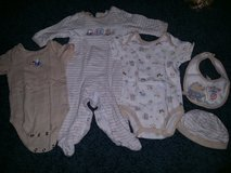 #2: Baby boy 6 piece suit 6-9m in Travis AFB, California